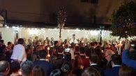 İskenderunlu Ortodokslar 'Mesih Kam' Sesleriyle Bayramı Doyasıya Yaşadı!