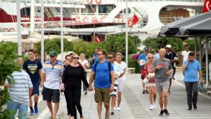 Easter Holiday increased the Turkish tourism