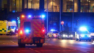 Manchester'da Konser Çıkışı Patlama