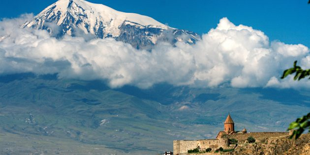 Nuh'un Gemisi Ermenistan'da İnşa Edilecek