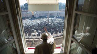 """Papa Françesko'nun """"Angelus"""" Öncesi Vaazı"""