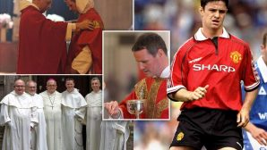 Manchester United'ın Eski Yıldızı Rahip Oldu!