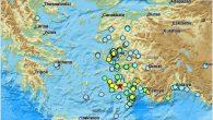 Son Dakika Ege Bölgesi 6.3 Büyüklüğünde Depremle Sallandı
