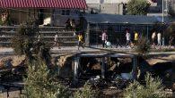 Hristiyan Mülteciler Yunan Kamplarından Kaçıyor