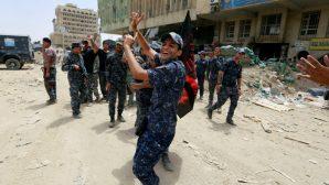 Irak Kuvvetleri IŞİD'i Bozguna Uğrattıklarını Duyurdu