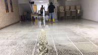 Üsküdar Yaşam Aile Kilisesi'ni Aşırı Yağmurdan Su Bastı