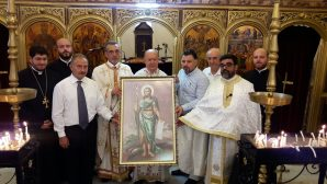 Tarihi Arsuz Ortodoks Kilisesi'nin Restorasyonu Tamamlandı