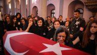 Ermeni Kıbrıs Gazisi İçin Kilisede Tören