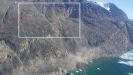 Grönland Adasını Temmuz Ayında Vuran Mega Dalgaların Boyu Açıklandı: 100 Metre