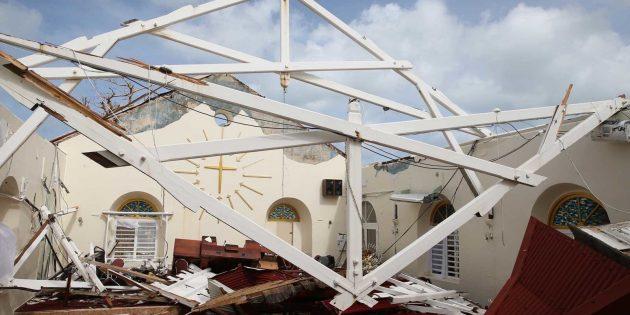 Irma Kasırgası'nın Ardından Verdiği Zarar Ortaya Çıktı