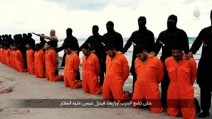 21 Kıpti'yi şehit eden IŞİD'liler idam cezası aldı