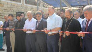Vakıfköy Mesrop II. Kültür Merkezine Görkemli Açılış
