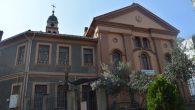 Samsun Katolik Kilisesi'nin Kesilen Suları Açıldı