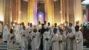 Aziz Fransua Bayramı, St. Antuan Kilisesi'nde Kutlandı