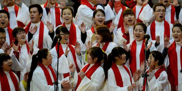 Çin'de Hristiyan Akademisi Kapatıldı