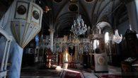 'Aya Yorgi Kilisesi' Pazar Ayini ile Açılacak