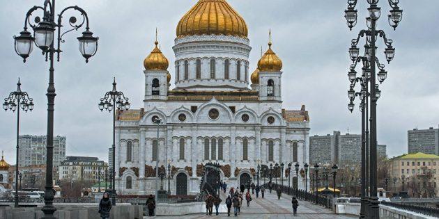 Rus Halkının % 64'ü Kiliseye Güveniyor