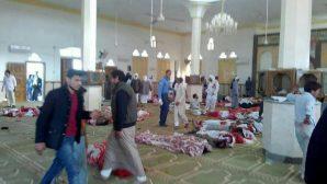 Mısır'da İbadethaneye Bombalı Saldırı: 305 ölü