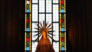 """Sent Antuan Bazilikası'nda """"Günahsız Meryem Ana Bayramı"""" Kutlandı!"""