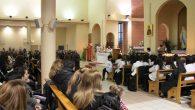 Arnouville Saint Jean Keldani Kilisesi'nde İlk Bayram