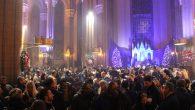 İstanbul Sent Antuan Bazilikası'nda 'Noel Gecesi'