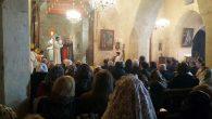 Mardin Kırklar Kilisesi'nde Noel Ayini Yapıldı