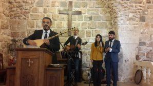 Mardin Protestan Kilisesi'nde Doğuş Bayramı Kutlandı