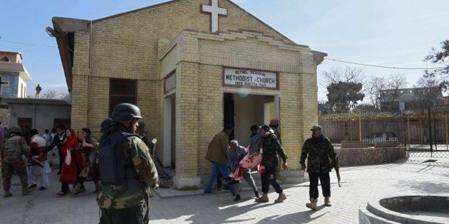 Pakistan'da Kiliseye İntihar Saldırısı!