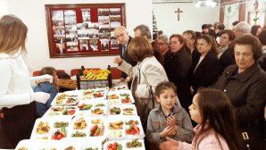 Aziz Nikola Bayramı, İskenderun'da Ayin ve Kahvaltı ile Kutlandı
