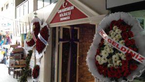 Cankurtaran Kilisesi Derneği Açıldı