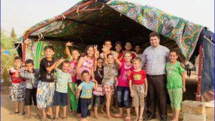 Iraklı Bir Rahibin Orta Doğu'daki Hristiyanlar İçin Umudu Var
