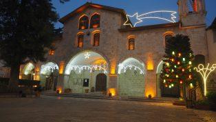 Büyükşehir Belediyesinden Hatay'daki Kiliselere Jest!