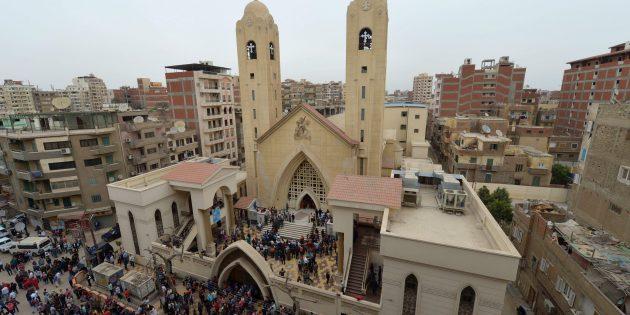 Mısırlı Hristiyanlar Kiliselerini Kaybediyor