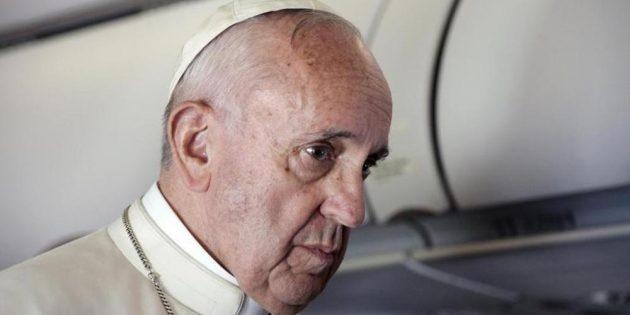 """Papa Françesko: """"Mülteciler İçin Ağladım"""""""