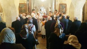 The Feast of the Baptism of Jesus Christ is celebrated