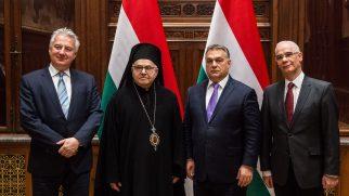 Macaristan Hükümetinden Halepli Katoliklere Yardım