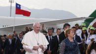 Papa'nın Şili Ziyareti