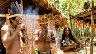Amazon Yerli Halkları Papa Françesko'yu Bekliyor