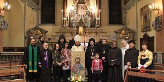 İstanbul'daki Birlik Dua Haftası Başladı