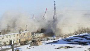 Çinli Yetkililer Mega Kiliseyi Dinamitle Patlattı