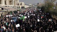 İran'daki Protestolar Şiddetini Arttırdı