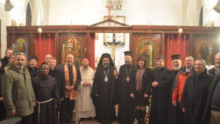 İzmir'de Ekümenik Dua Haftası Başladı