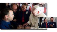 Tarihte Bir İlk: Papa, Kabin Görevlisi Çifte Nikah Kıydı