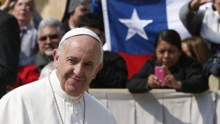 Papa'nın, Şili ve Peru'daki Apostolik Ziyareti Başladı