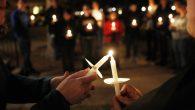 Moskova'da Kürtaj Kurbanları Anısına 2 Bin Mum Yakıldı