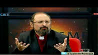 Bishop Sahak Maşalyan told the basics of Christianity in a live TV program