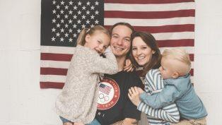 """Amerikalı Kayakçı David Wise: """"Olimpiyatlar geçici. İman ve aile sonsuza kadar!"""""""