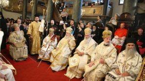 İstanbul, Makedonya Kilisesi'ne İlişkin Bulgar Kilisesi'nin Eylemlerini Kınadı