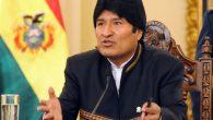 Bolivya Başkanı Müjdeleme'ye Karşı Olan Kanunu Yürürlükten Kaldırdı