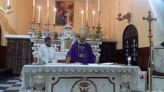 İskenderun Katolik Kilisesi'nde Oruç Dönemi 'Kül Çarşambası' ile Başladı